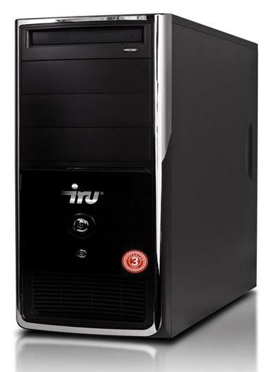 Компьютер  IRU Corp 529,  AMD  A8  5600K,  DDR3 4Гб, 500Гб,  AMD Radeon HD 7560D,  DVD-RW,  noOS,  черный [793136]