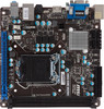 Материнская плата MSI H61I-E35 V2/W8 LGA 1155, mini-ITX, Ret вид 1