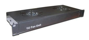 Блок 2-х вентиляторов Lanmaster (TWT-CBB-FANB2-RACK-T) (упак.:1шт)
