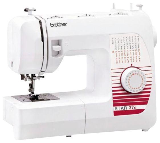 Швейная машина BROTHER Star 37S белый [star-37s]