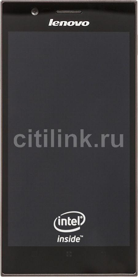 Смартфон LENOVO K900  металлик