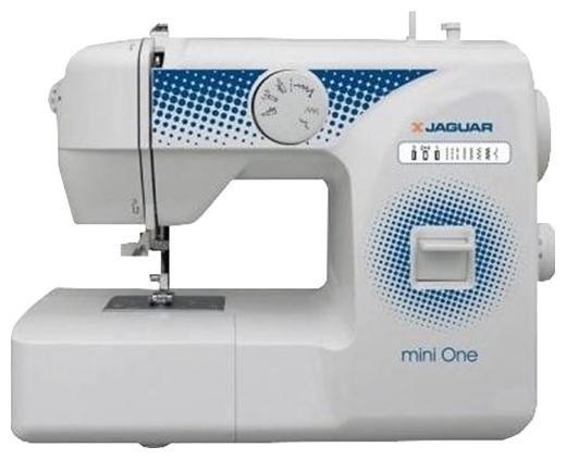 Швейная машина JAGUAR Mini One белый
