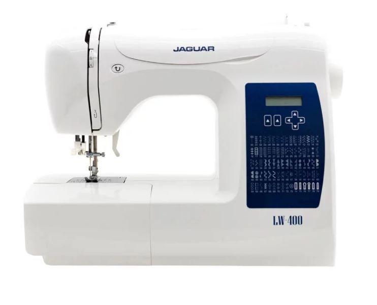 Швейная машина Jaguar LW-400 белый (отремонтированный)