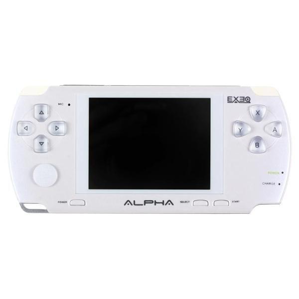 Игровая консоль  Exeq Alpha, белый