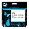 Печатающая головка HP 70 светло-пурпурный / светло-голубой [c9405a] вид 1