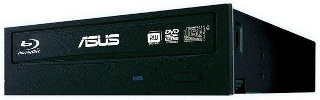 Оптический привод Blu-Ray RE ASUS BW-14D1XT/BLK/G/AS, внутренний, SATA, черный,  Ret