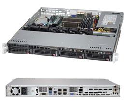 """Платформа SuperMicro SYS-5018D-MTLN4F 3.5"""" 1x350W 3Y"""