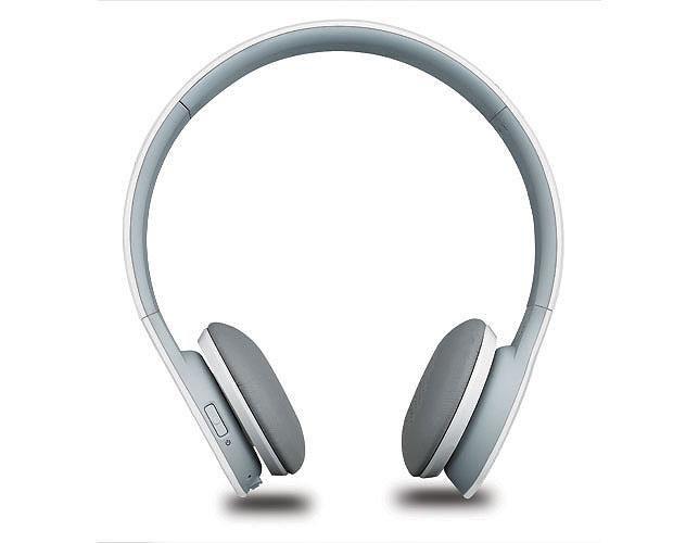 """Наушники с микрофоном RAPOO H6060 + термокружка """"TEATIME"""" (450мл),  накладные, bluetooth,  белый  [10816]"""
