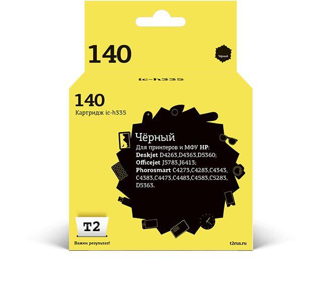 Картридж T2 CB335HE 140 черный [ic-h335]