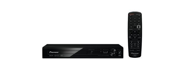 DVD-плеер PIONEER DV-2242,  черный