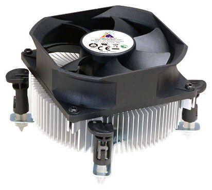Устройство охлаждения(кулер) GLACIALTECH Igloo 5058,  80мм, OEM