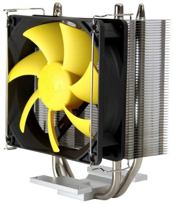 Устройство охлаждения(кулер) GLACIALTECH Igloo 5620 PWM,  92мм, Ret