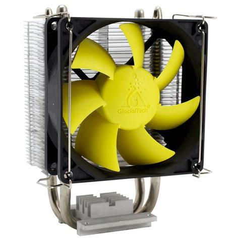 Устройство охлаждения(кулер) GLACIALTECH Igloo S26 Silent,  80мм, Ret