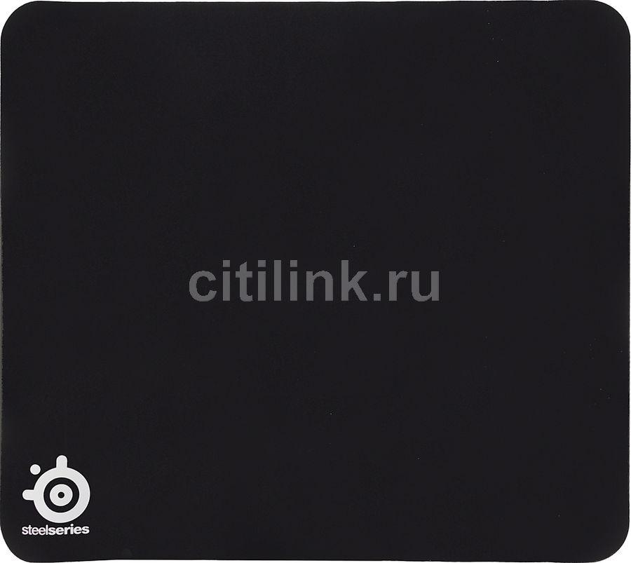 Коврик для мыши STEELSERIES QcK+ черный [63003]