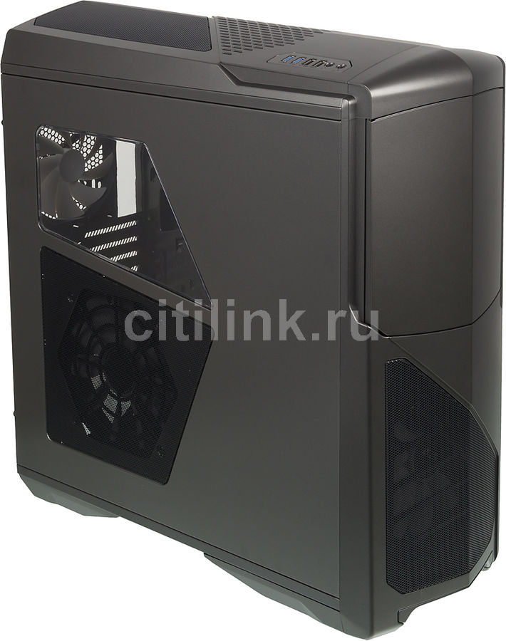 Корпус ATX NZXT Phantom 630, CA-PH630-G1, Ultra-Tower, без БП,  черный