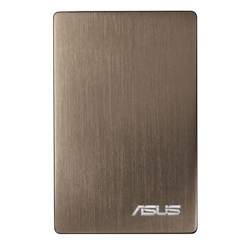 Внешний жесткий диск ASUS AN200, 1Тб, коричневый [90-xb1z00hd000h0-]