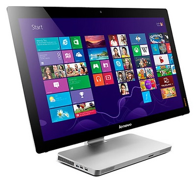 Моноблок LENOVO A530, Intel Core i5 4200M, 6Гб, 1Тб, nVIDIA GeForce GT740M - 2048 Мб, DVD-RW, Windows 8 [57318753]