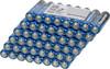 Батарейка PANASONIC General Purpose R6BER/48PR R6,  48 шт. AA вид 2