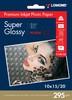 Фотобумага Lomond 1108103 A6/295г/м2/20л./белый глянцевое для струйной печати вид 1