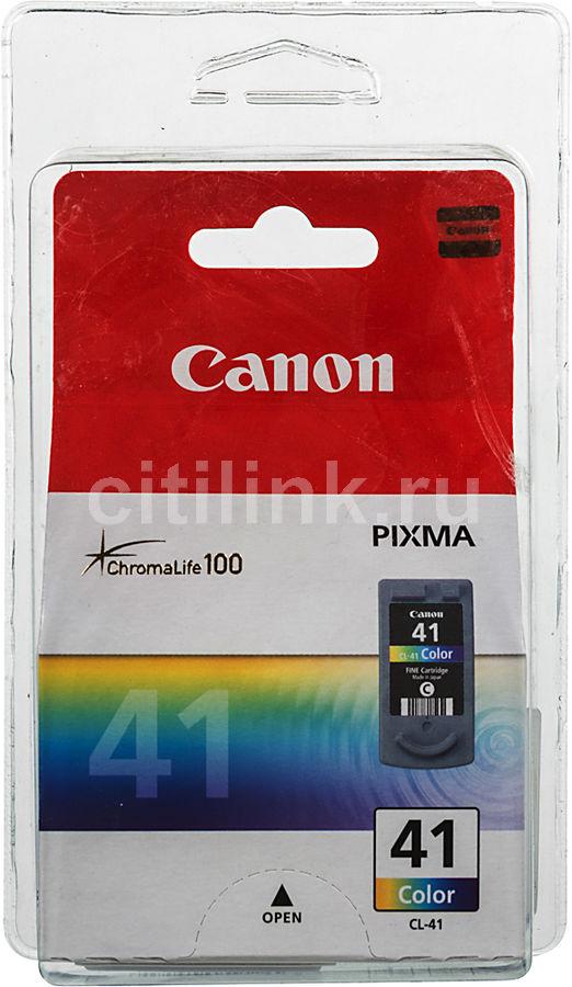 Картридж CANON CL-41/BL многоцветный [0617b025/bl]