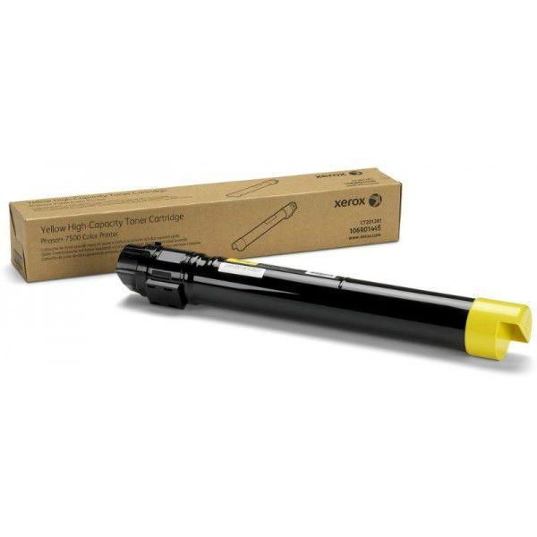 Картридж XEROX 106R01445 желтый