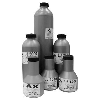 Тонер AQC для iR1210/1510/1530/1570F,  черный, 300грамм, флакон