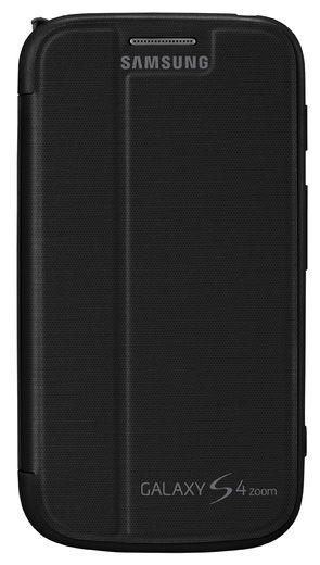 Чехол (флип-кейс) SAMSUNG EF-GGS10FBEGRU, для Samsung Galaxy S4 Zoom, черный