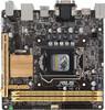 Материнская плата ASUS H81I-PLUS, LGA 1150, Intel H81, mini-ITX, Ret вид 1