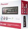 Автомагнитола PIONEER MVH-350BT,  USB вид 8
