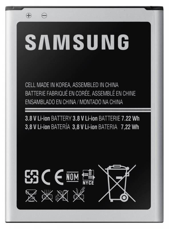 Аккумуляторная батарея SAMSUNG EB-B500AEBECRU Galaxy S 4 mini