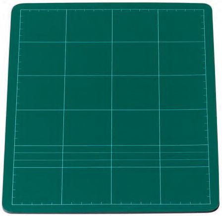 Подкладка для макетирования Alco 1452 300х450мм зеленый