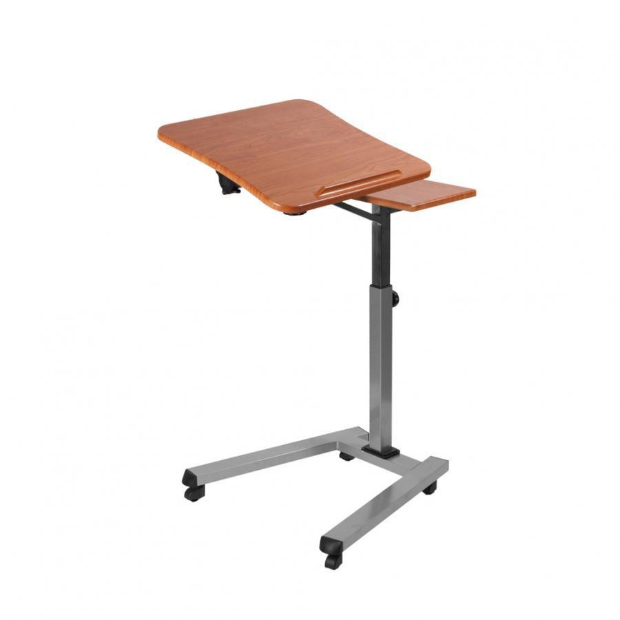 Стол для ноутбука  БЮРОКРАТ LT-001/CHERRY,  МДФ,  вишня