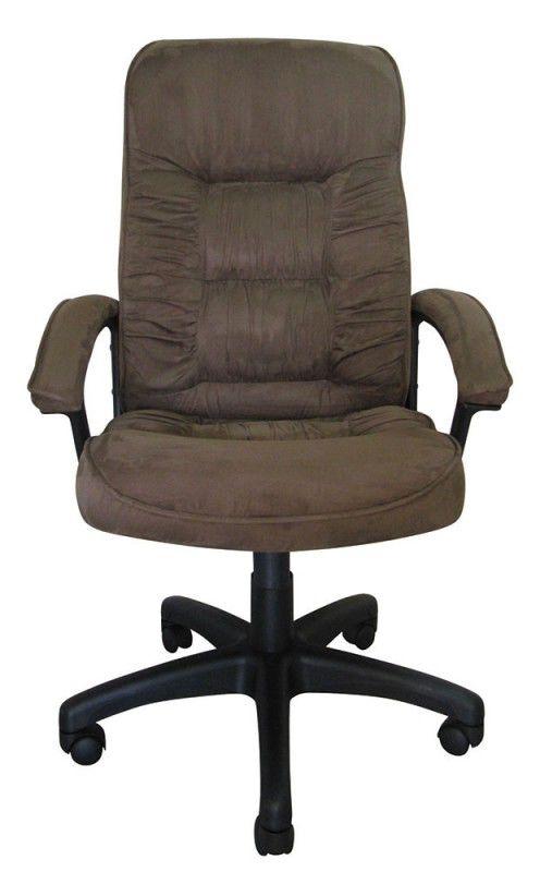 Кресло руководителя БЮРОКРАТ T-9908AXSN, на колесиках, микрофибра, коричневый [t-9908axsn/mf102]