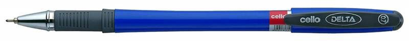 Ручка шариковая Cello DELTA 0.7мм синий коробка