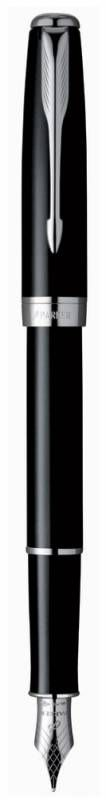 Ручка перьевая Parker Sonnet F530 Essential (S0808800) Black CT F