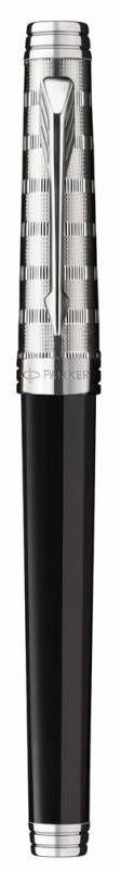 Ручка перьевая Parker Premier Custom F561 (S0887890) Tartan ST F золото 18K с родиевым покрытием под