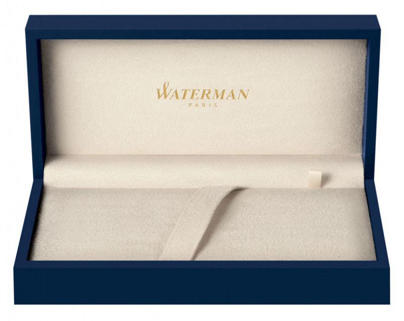 Ручка роллер Waterman Perspective (S0830860) Black GT M черные чернила подар.кор.