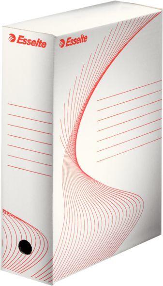 Короб архивный Esselte Standart 128102 картон корешок 100мм A4