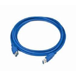Кабель-удлинитель USB3.0 BURO USB A(m) -  USB A(f),  3м [usb3.0-am/af-3]