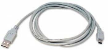 Кабель USB Buro USB-M5P-1,8 A(m)/mini B(m) (1.8м)