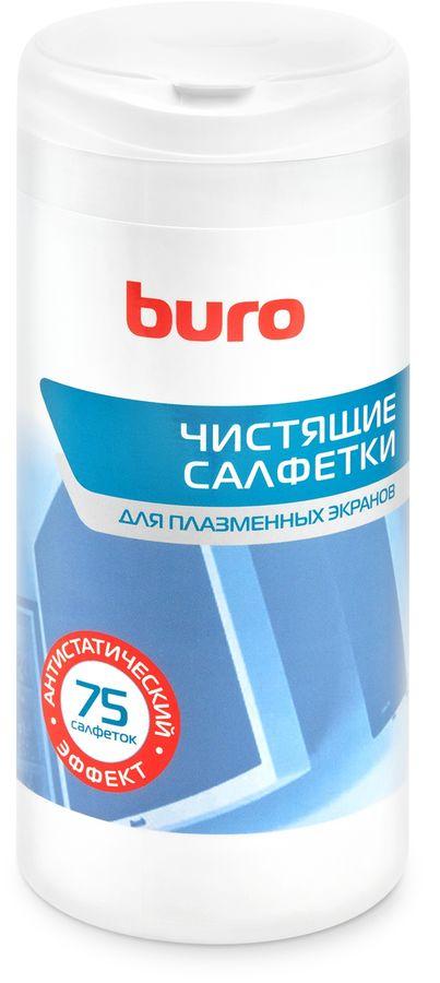 Влажные салфетки BURO BU-Tpsm