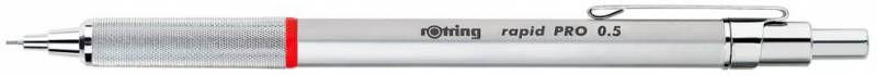 Карандаш механический Rotring Rapid PRO 1904255 0.5мм серебристый