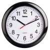 Настенные часы HAMA PP-250H-113920, черный