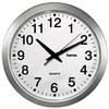 Настенные часы HAMA CWA100H-92645, белый