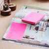 Блок самоклеящийся бумажный Stick`n 21135 76x127мм 100лист. 70г/м2 неон желтый вид 5