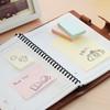 Блок самоклеящийся бумажный Stick`n 21151 76x101мм 100лист. 70г/м2 пастель розовый вид 3