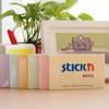Блок самоклеящийся бумажный Stick`n 21156 76x127мм 100лист. 70г/м2 пастель зеленый вид 2