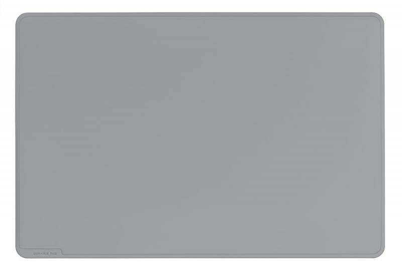 Настольное покрытие Durable (7102-10) 40х53см серый нескользящая основа