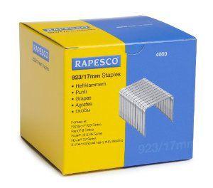 Скобы для степлера RAPESCO S92317Z3,  23/17,  картонная коробка