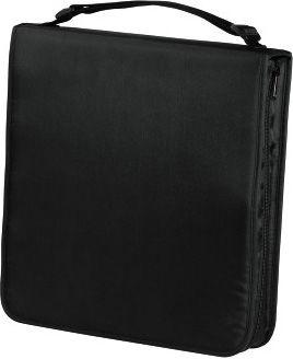 Портмоне HAMA H-33834, черный, для 160 дисков [00033834]